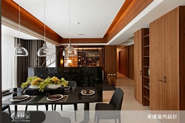 60坪新成屋(5年以下)_混搭風案例圖片_禾境室內設計_禾境_01之5