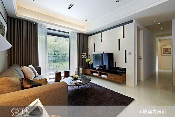 40坪新成屋(5年以下)_現代風案例圖片_禾境室內設計_禾境_02之2