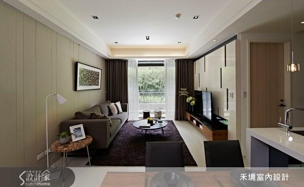 40坪新成屋(5年以下)_現代風案例圖片_禾境室內設計_禾境_02之4