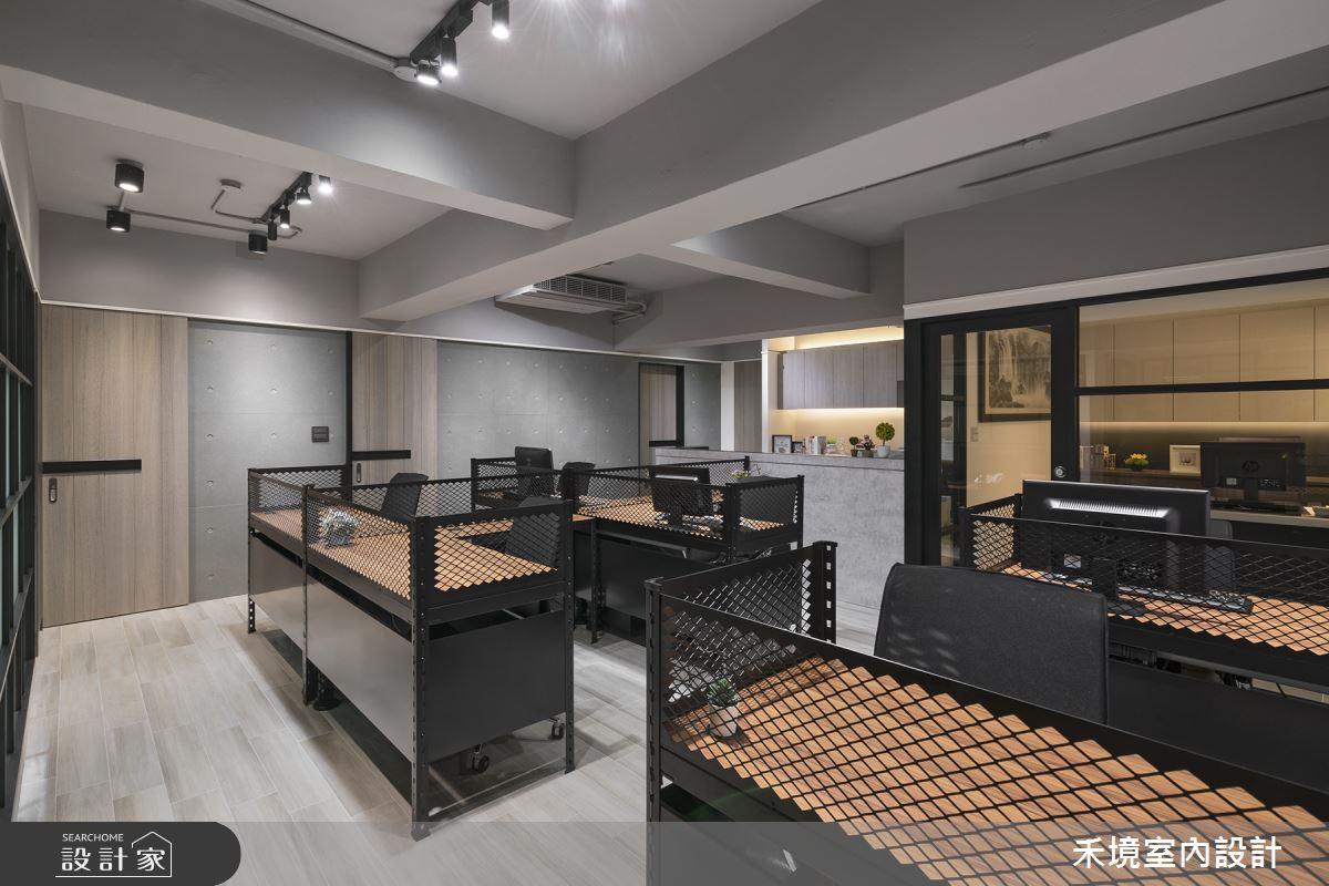44坪老屋(31~40年)_工業風商業空間案例圖片_禾境室內設計_禾境_20之4