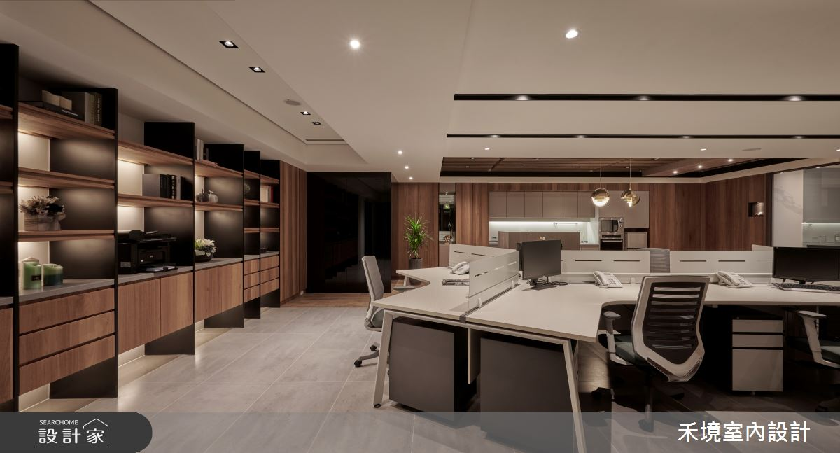 48坪老屋(16~30年)_現代風商業空間案例圖片_禾境室內設計_禾境_23之11