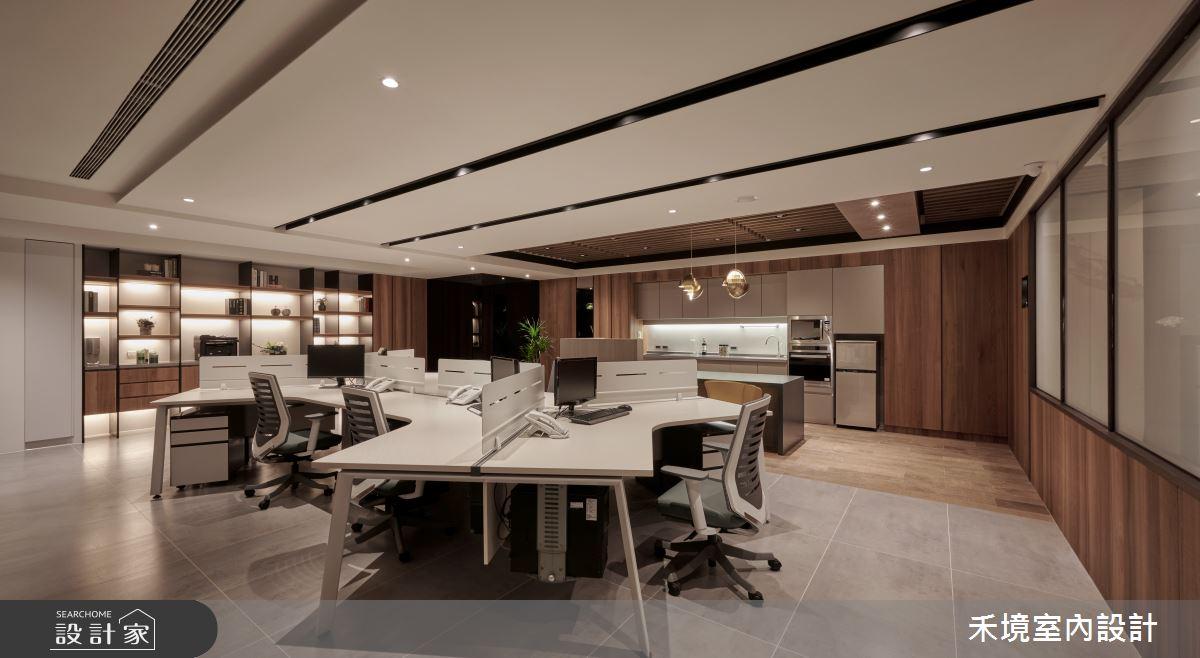 48坪老屋(16~30年)_現代風商業空間案例圖片_禾境室內設計_禾境_23之9