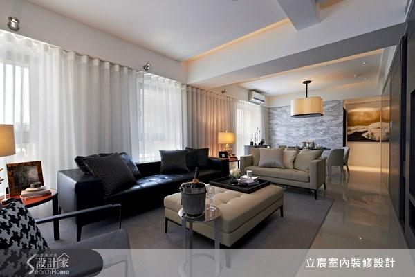 38坪預售屋_現代風案例圖片_立宸室內裝修設計_立宸_04之3