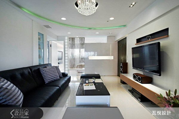 30坪老屋(16~30年)_現代風客廳案例圖片_瓦悅設計_瓦悅_04之3