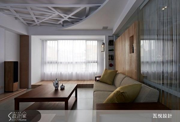 32坪中古屋(5~15年)_休閒風客廳案例圖片_瓦悅設計_瓦悅_07之4