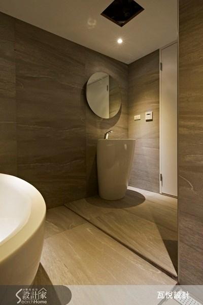 32坪中古屋(5~15年)_休閒風浴室案例圖片_瓦悅設計_瓦悅_07之34