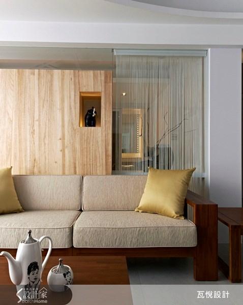 32坪中古屋(5~15年)_休閒風客廳案例圖片_瓦悅設計_瓦悅_07之6