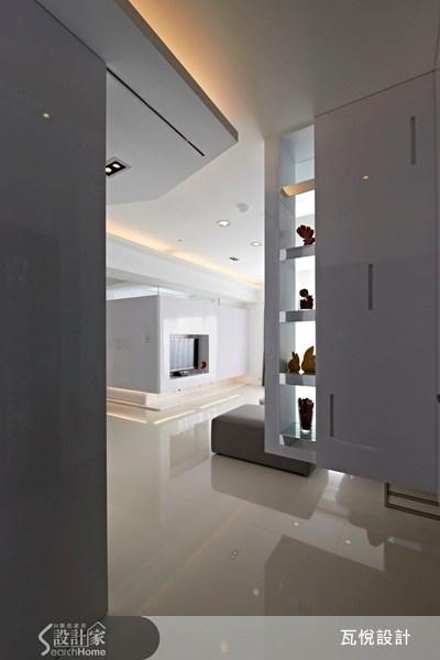 32坪老屋(16~30年)_現代風玄關案例圖片_瓦悅設計_瓦悅_08之1