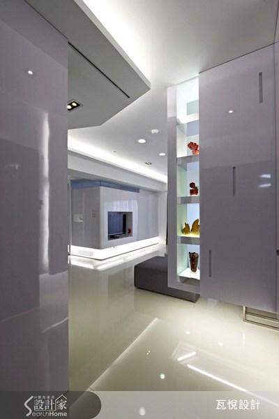 32坪老屋(16~30年)_現代風玄關案例圖片_瓦悅設計_瓦悅_08之2
