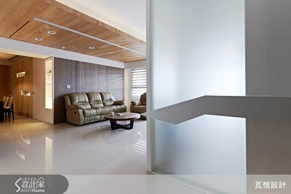 40坪新成屋(5年以下)_休閒風玄關案例圖片_瓦悅設計_瓦悅_10之1