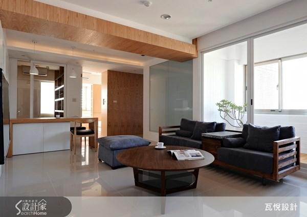 30坪老屋(16~30年)_現代風客廳案例圖片_瓦悅設計_瓦悅_12之3