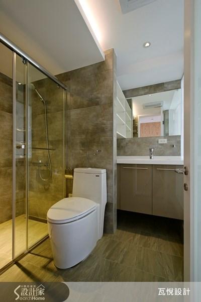 30坪老屋(16~30年)_現代風浴室案例圖片_瓦悅設計_瓦悅_12之22