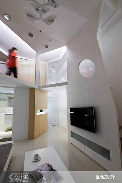 9坪老屋(16~30年)_現代風客廳案例圖片_瓦悅設計_瓦悅_13之3