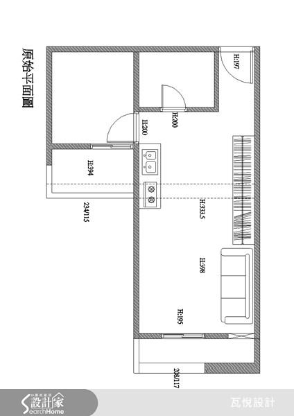 9坪老屋(16~30年)_現代風案例圖片_瓦悅設計_瓦悅_13之27
