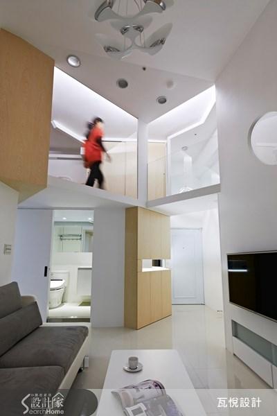 9坪老屋(16~30年)_現代風客廳案例圖片_瓦悅設計_瓦悅_13之4