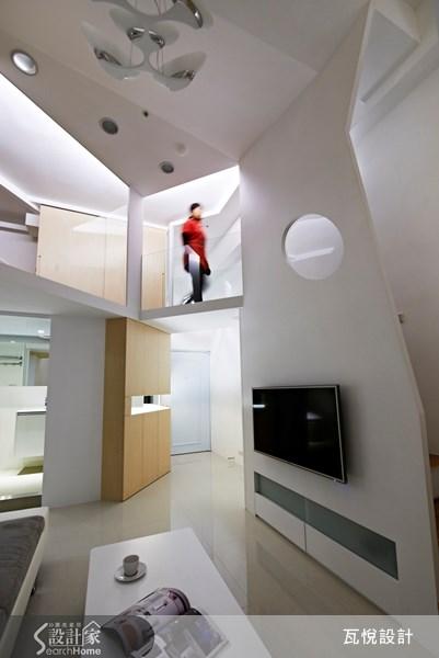 9坪老屋(16~30年)_現代風客廳案例圖片_瓦悅設計_瓦悅_13之1