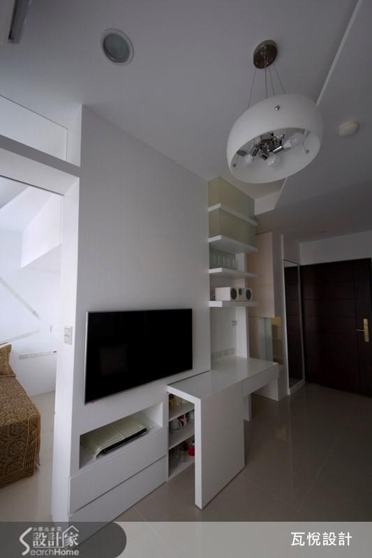 8坪新成屋(5年以下)_現代風客廳案例圖片_瓦悅設計_瓦悅_16之1