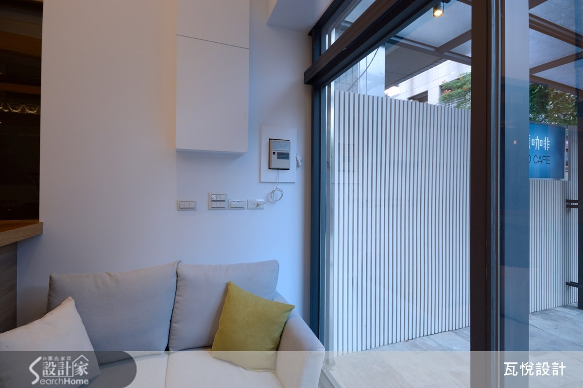 10坪中古屋(5~15年)_休閒風商業空間案例圖片_瓦悅設計_瓦悅_17之3