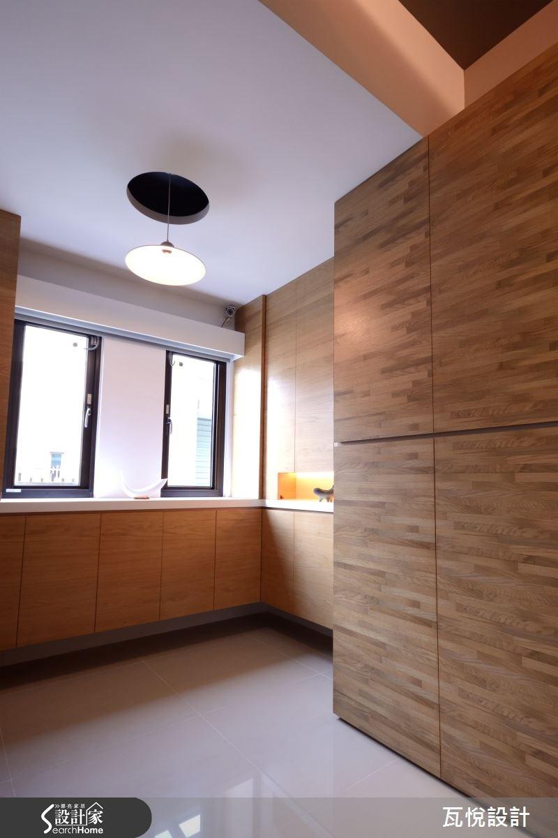 115坪新成屋(5年以下)_現代風玄關案例圖片_瓦悅設計_瓦悅_18之1