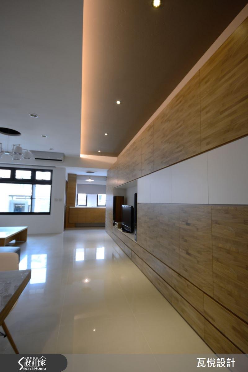 115坪新成屋(5年以下)_現代風玄關案例圖片_瓦悅設計_瓦悅_18之2