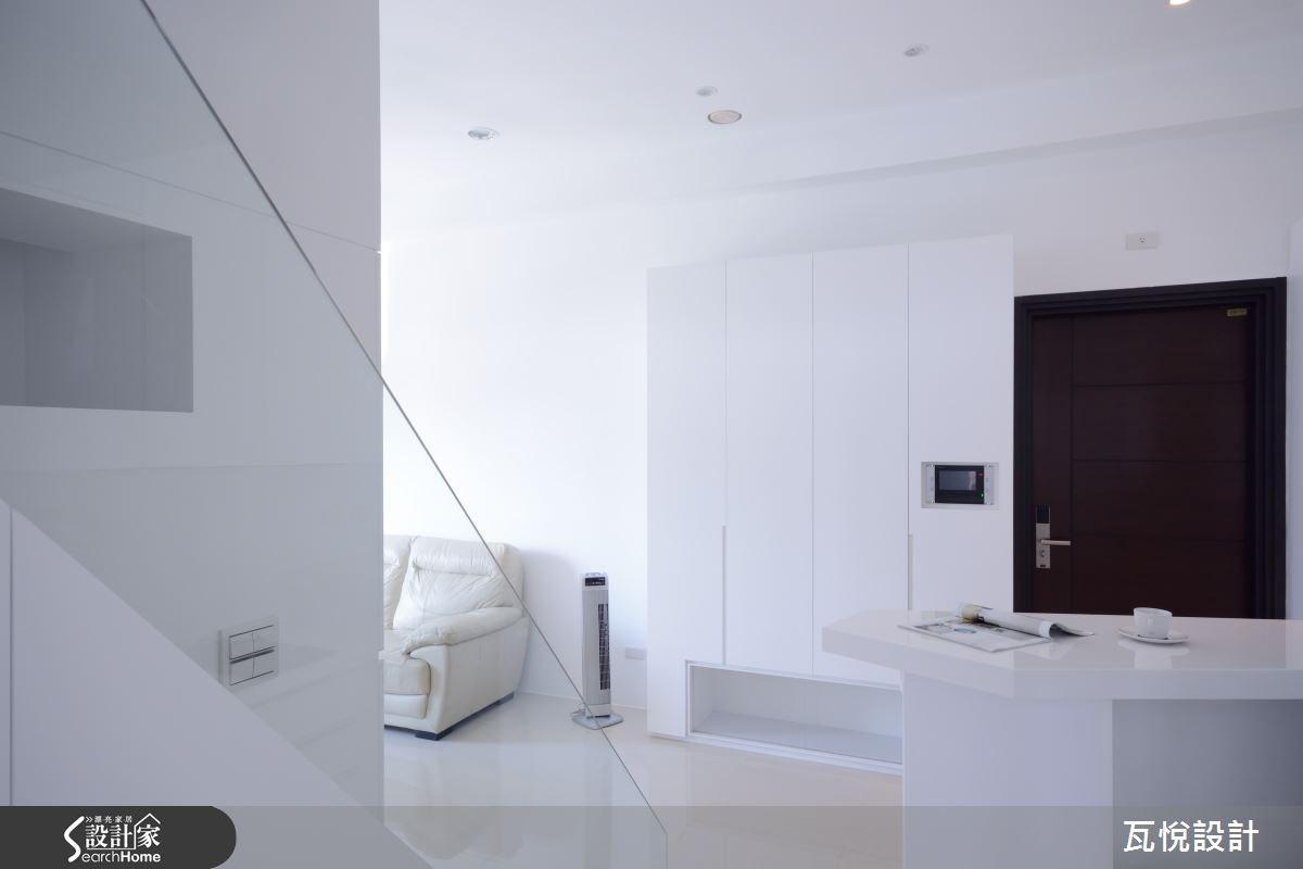 17坪新成屋(5年以下)_現代風客廳案例圖片_瓦悅設計_瓦悅_19之1