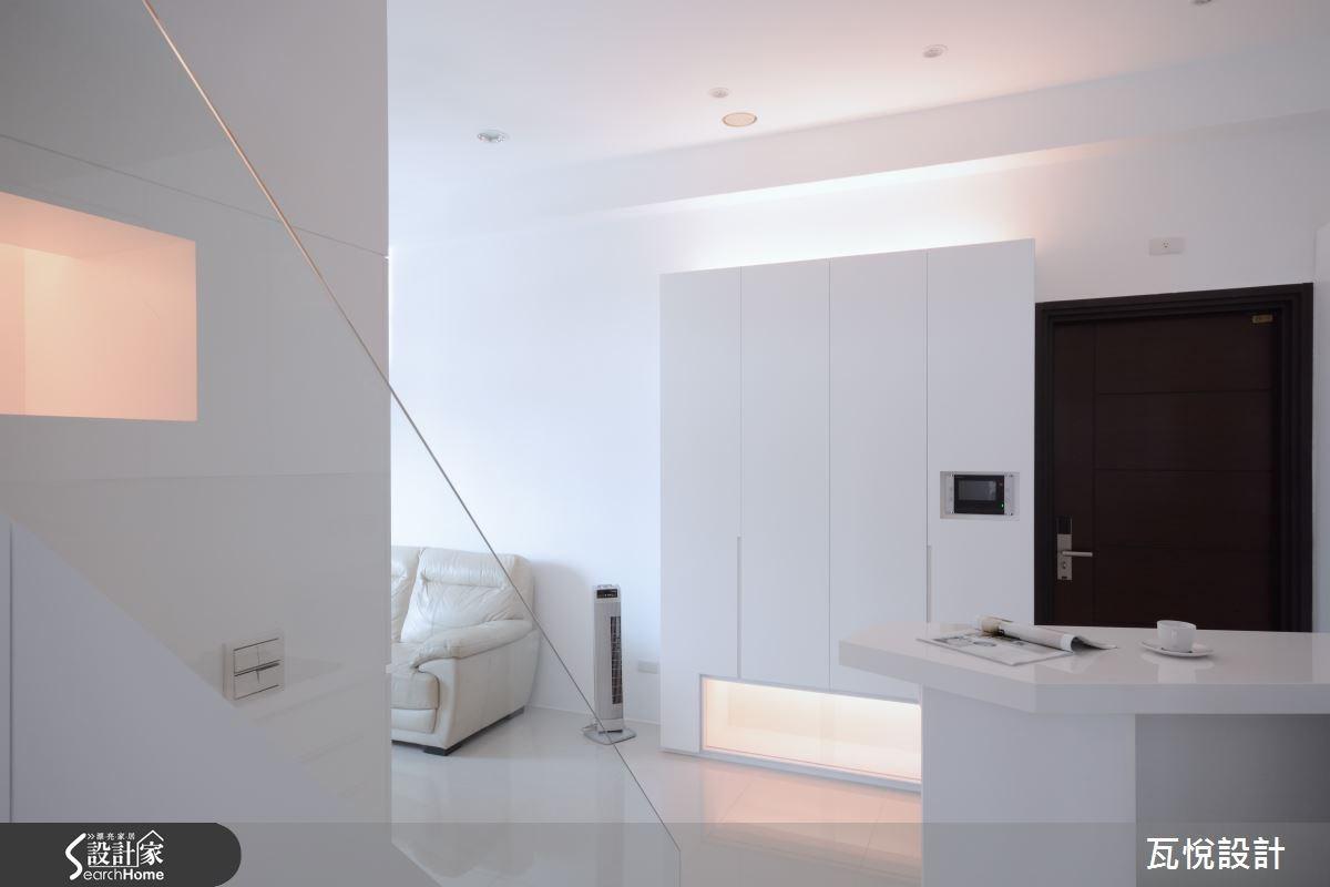 17坪新成屋(5年以下)_現代風客廳案例圖片_瓦悅設計_瓦悅_19之2