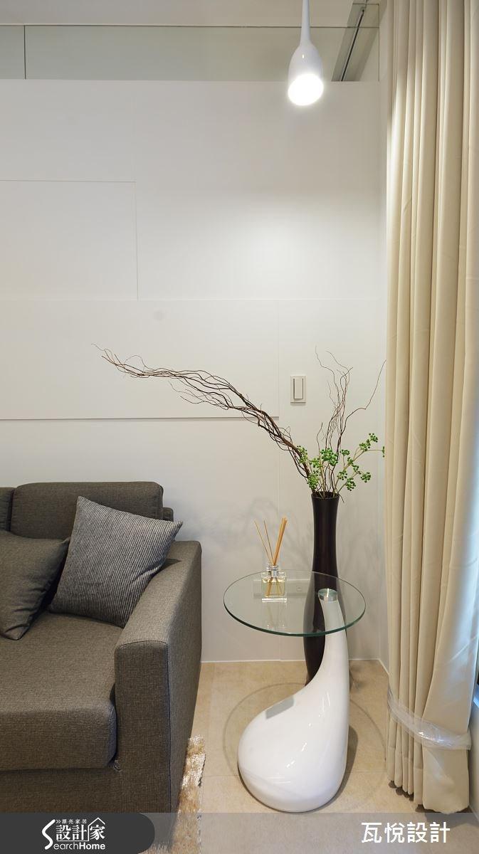 16坪_現代風客廳案例圖片_瓦悅設計_瓦悅_28之5