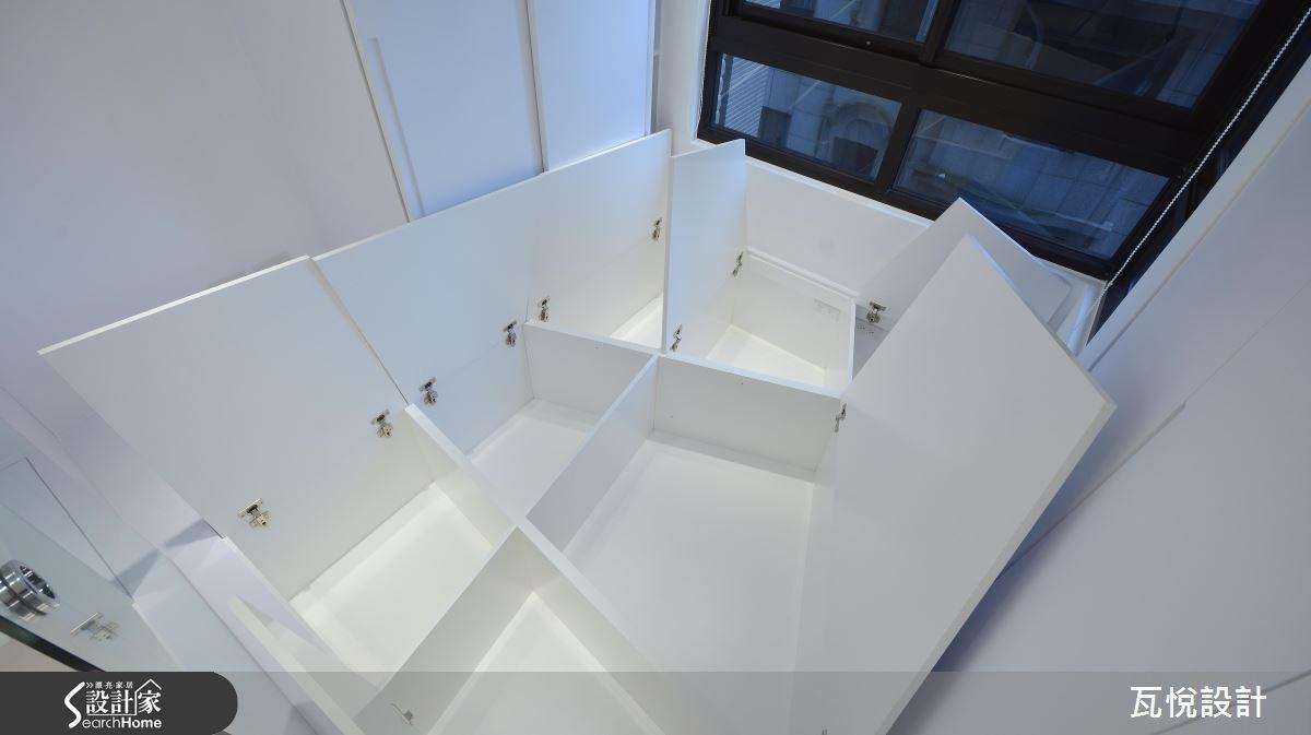 13坪新成屋(5年以下)_現代風臥榻臥室案例圖片_瓦悅設計_瓦悅_31之20
