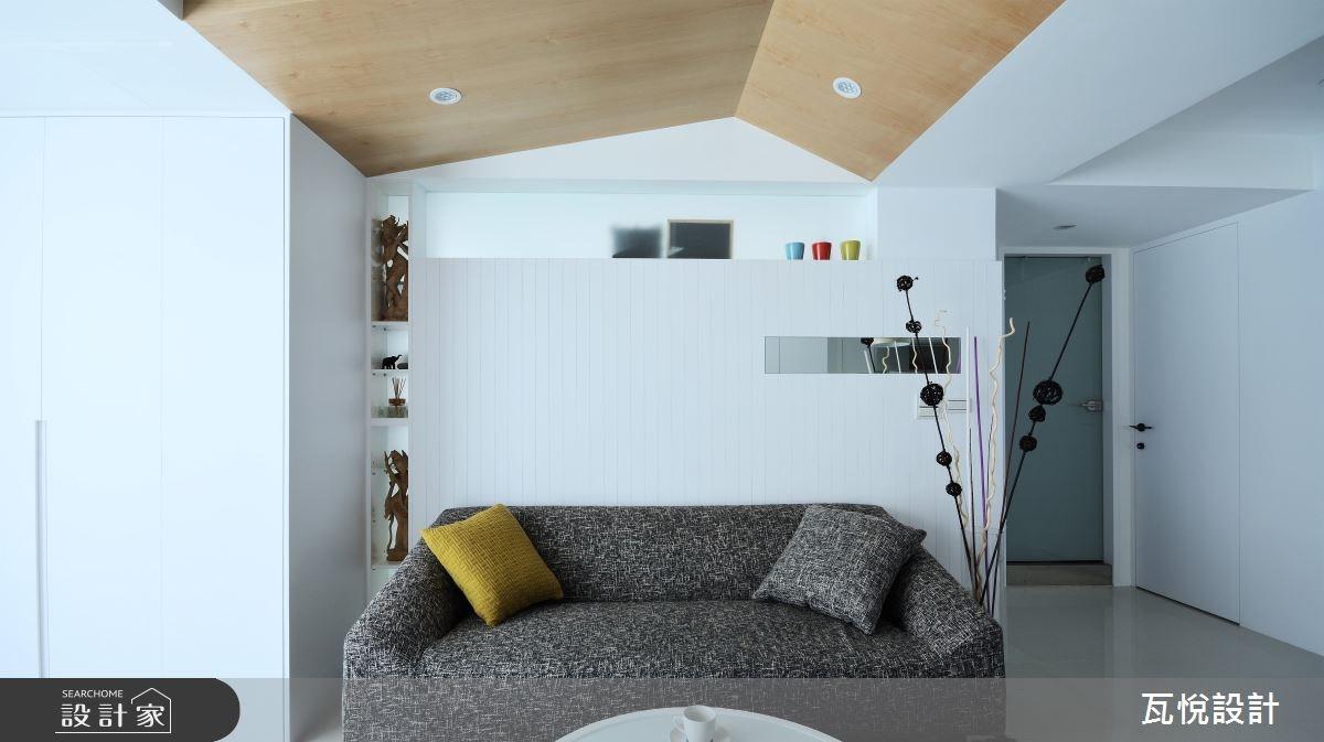 21坪老屋(16~30年)_現代風餐廳案例圖片_瓦悅設計_瓦悅_33之4