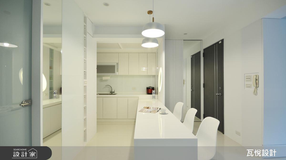 24坪老屋(16~30年)_現代風餐廳案例圖片_瓦悅設計_瓦悅_40之4