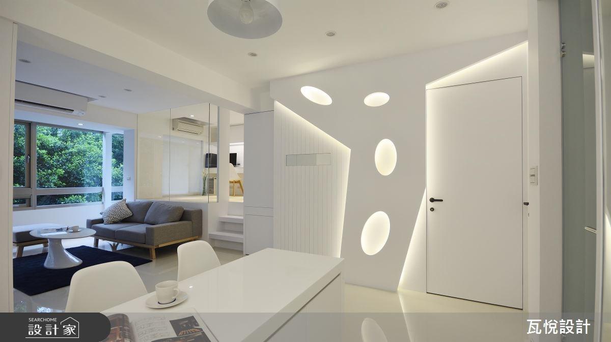 24坪老屋(16~30年)_現代風餐廳案例圖片_瓦悅設計_瓦悅_40之7