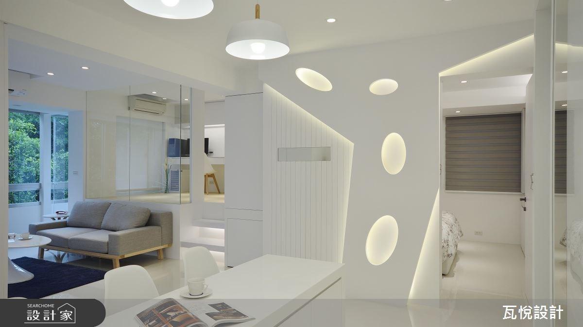 24坪老屋(16~30年)_現代風餐廳案例圖片_瓦悅設計_瓦悅_40之8