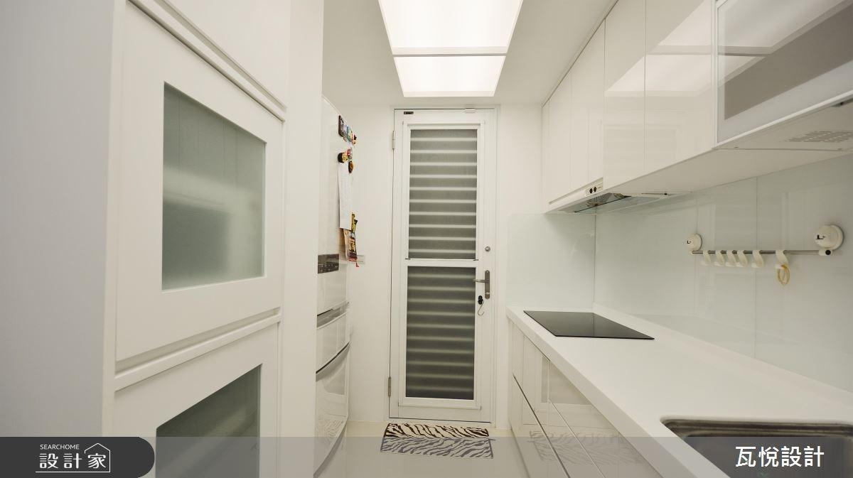 24坪老屋(16~30年)_現代風廚房案例圖片_瓦悅設計_瓦悅_40之19