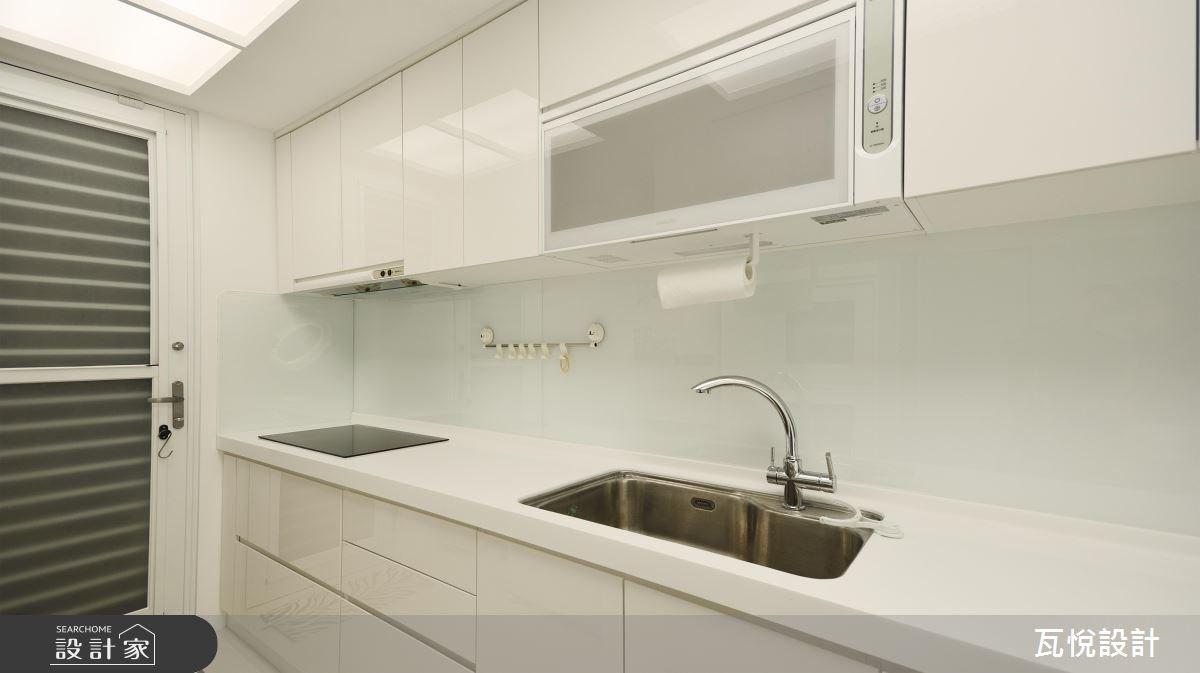 24坪老屋(16~30年)_現代風廚房案例圖片_瓦悅設計_瓦悅_40之20