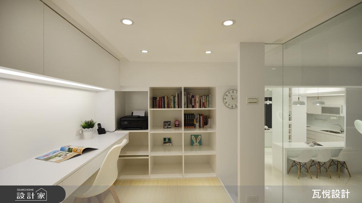 24坪老屋(16~30年)_現代風書房案例圖片_瓦悅設計_瓦悅_40之26
