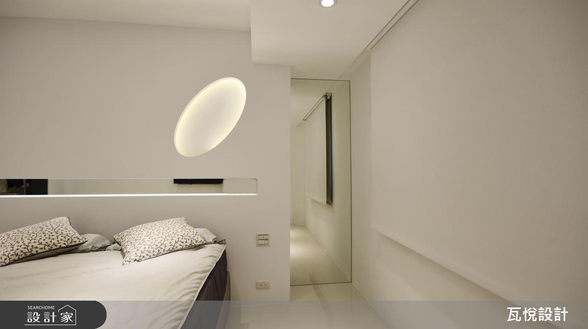 24坪老屋(16~30年)_現代風臥室案例圖片_瓦悅設計_瓦悅_40之32