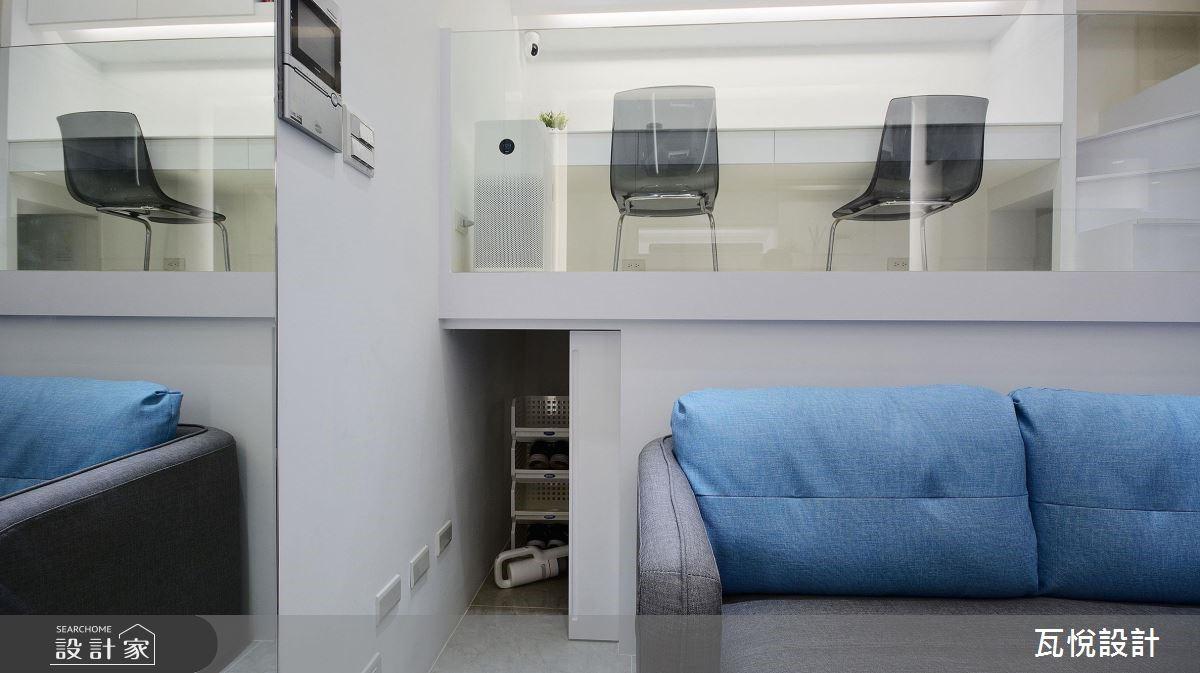 8坪中古屋(5~15年)_現代風客廳案例圖片_瓦悅設計_瓦悅_43之9