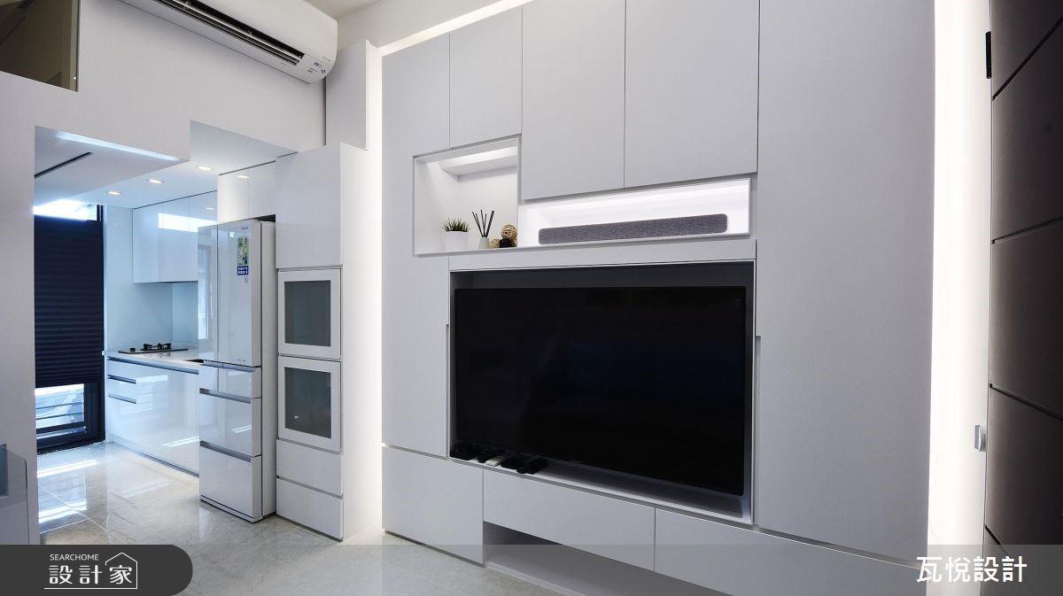 8坪中古屋(5~15年)_現代風客廳案例圖片_瓦悅設計_瓦悅_43之5