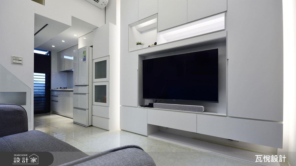 8坪中古屋(5~15年)_現代風客廳案例圖片_瓦悅設計_瓦悅_43之2
