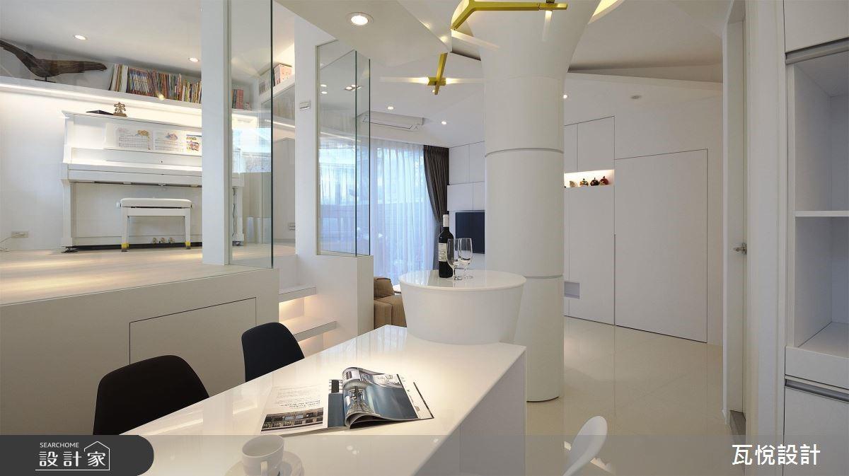 34坪老屋(16~30年)_現代風餐廳案例圖片_瓦悅設計_瓦悅_45之15