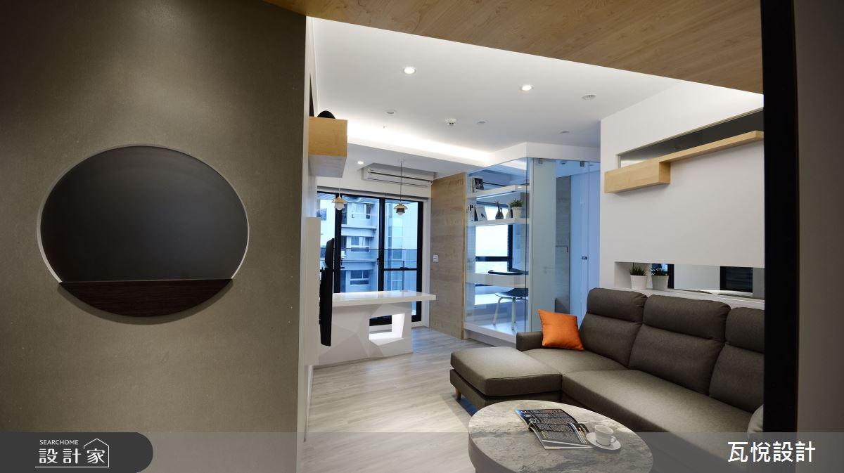 18坪新成屋(5年以下)_混搭風案例圖片_瓦悅設計_瓦悅_48之4