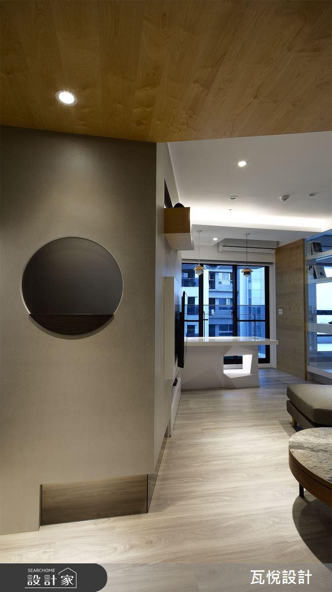 18坪新成屋(5年以下)_混搭風案例圖片_瓦悅設計_瓦悅_48之5