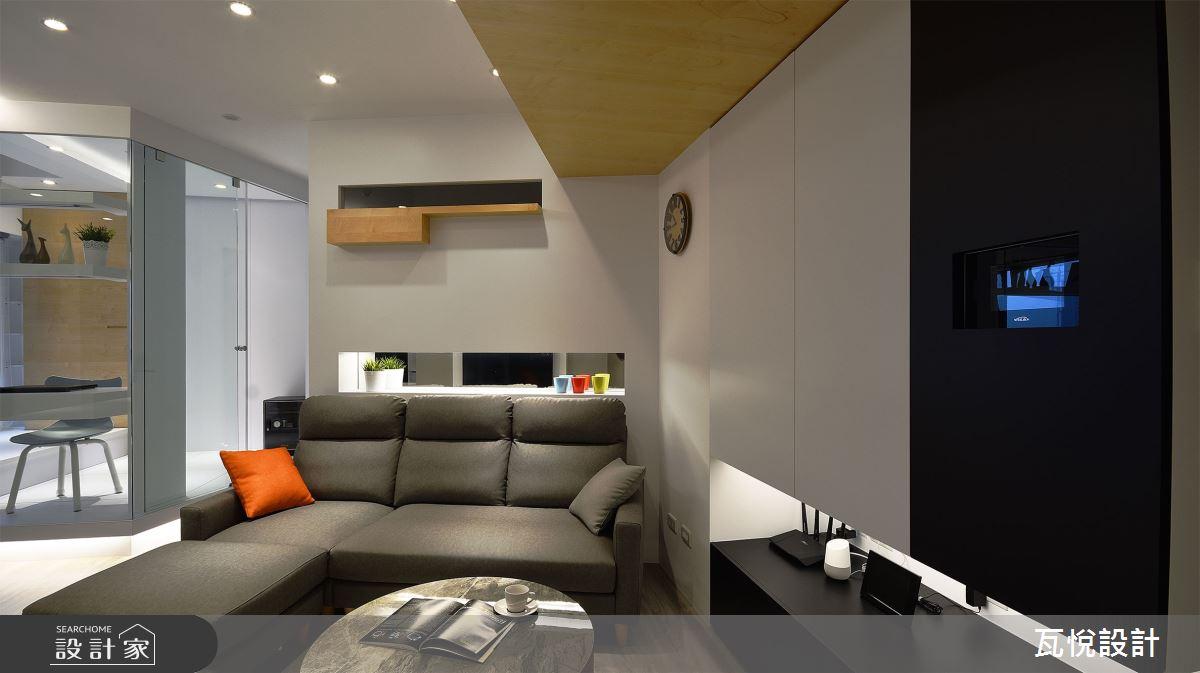 18坪新成屋(5年以下)_混搭風案例圖片_瓦悅設計_瓦悅_48之6