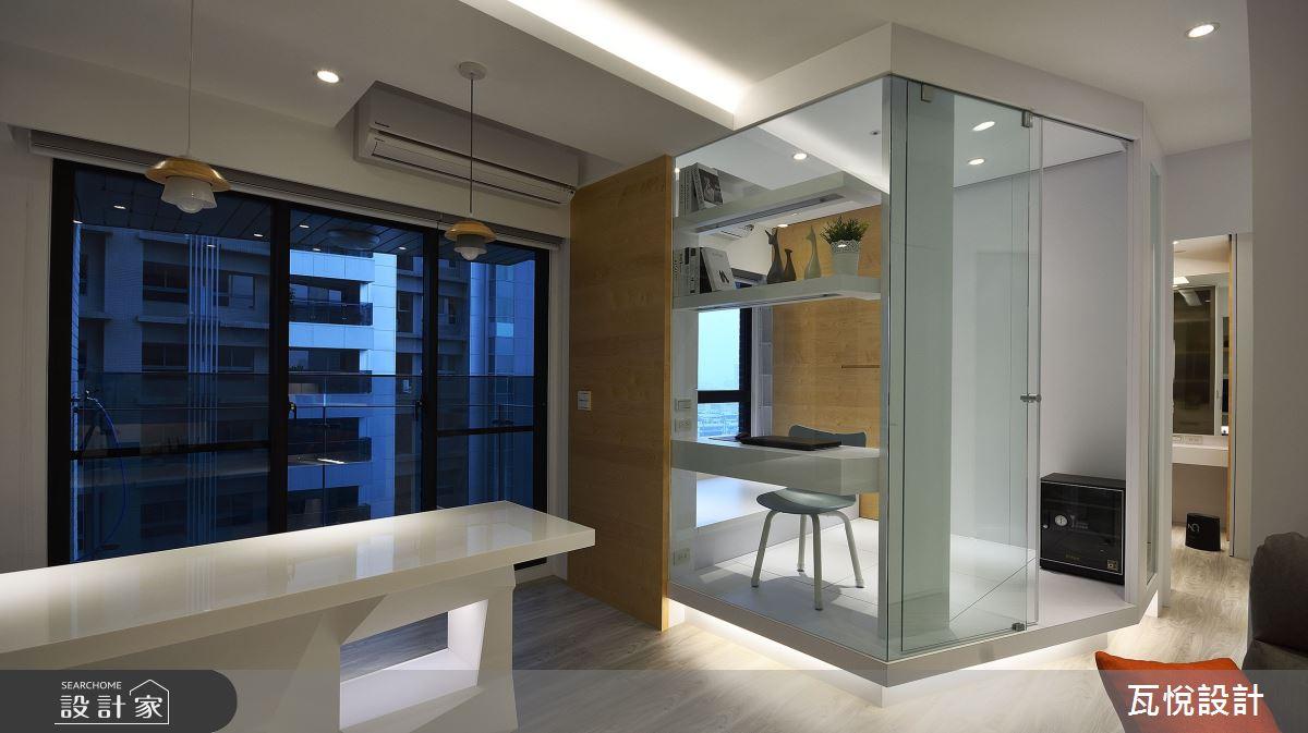18坪新成屋(5年以下)_混搭風案例圖片_瓦悅設計_瓦悅_48之11