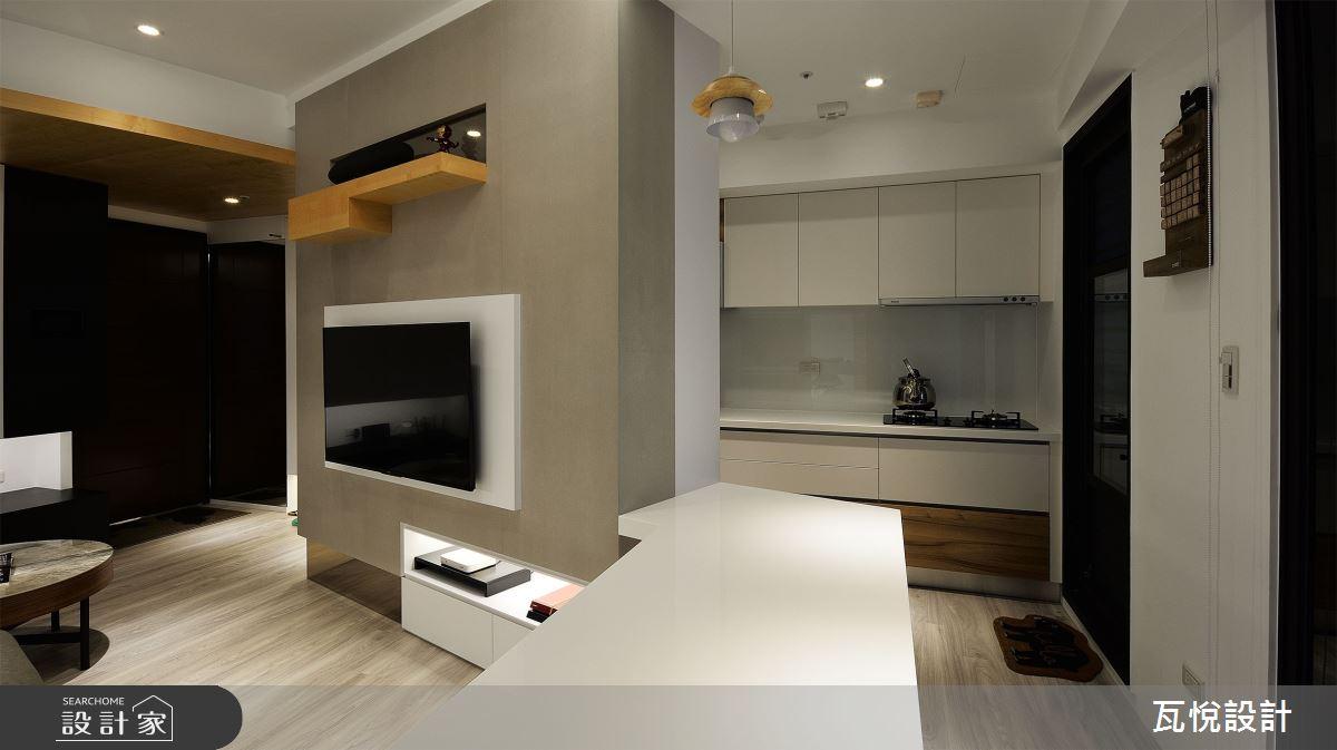 18坪新成屋(5年以下)_混搭風案例圖片_瓦悅設計_瓦悅_48之15