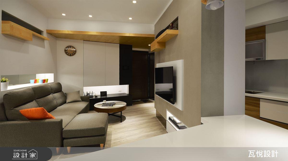 18坪新成屋(5年以下)_混搭風案例圖片_瓦悅設計_瓦悅_48之16