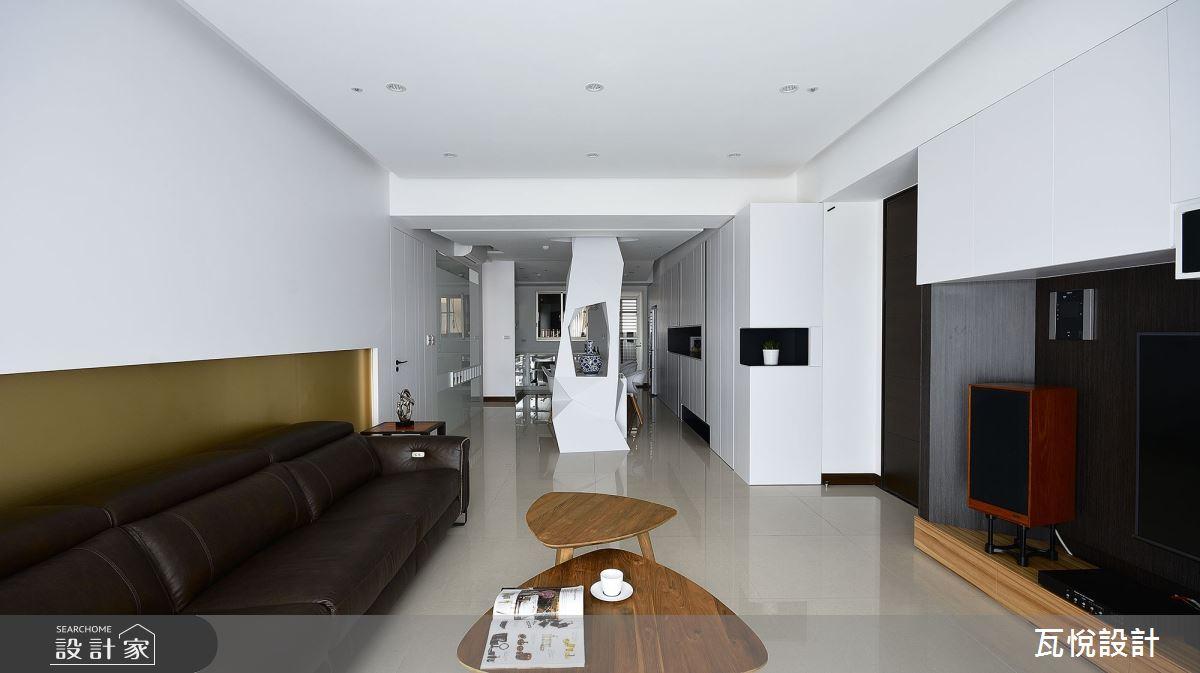 35坪新成屋(5年以下)_混搭風案例圖片_瓦悅設計_瓦悅_49之2