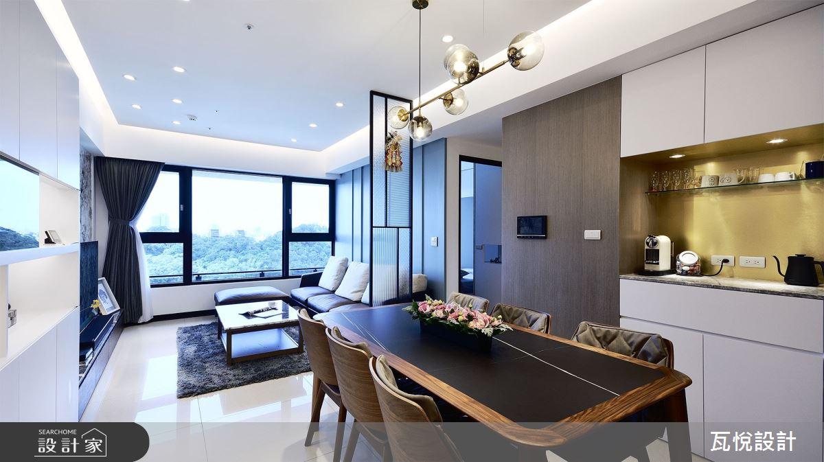 25坪新成屋(5年以下)_現代風案例圖片_瓦悅設計_瓦悅_50之3