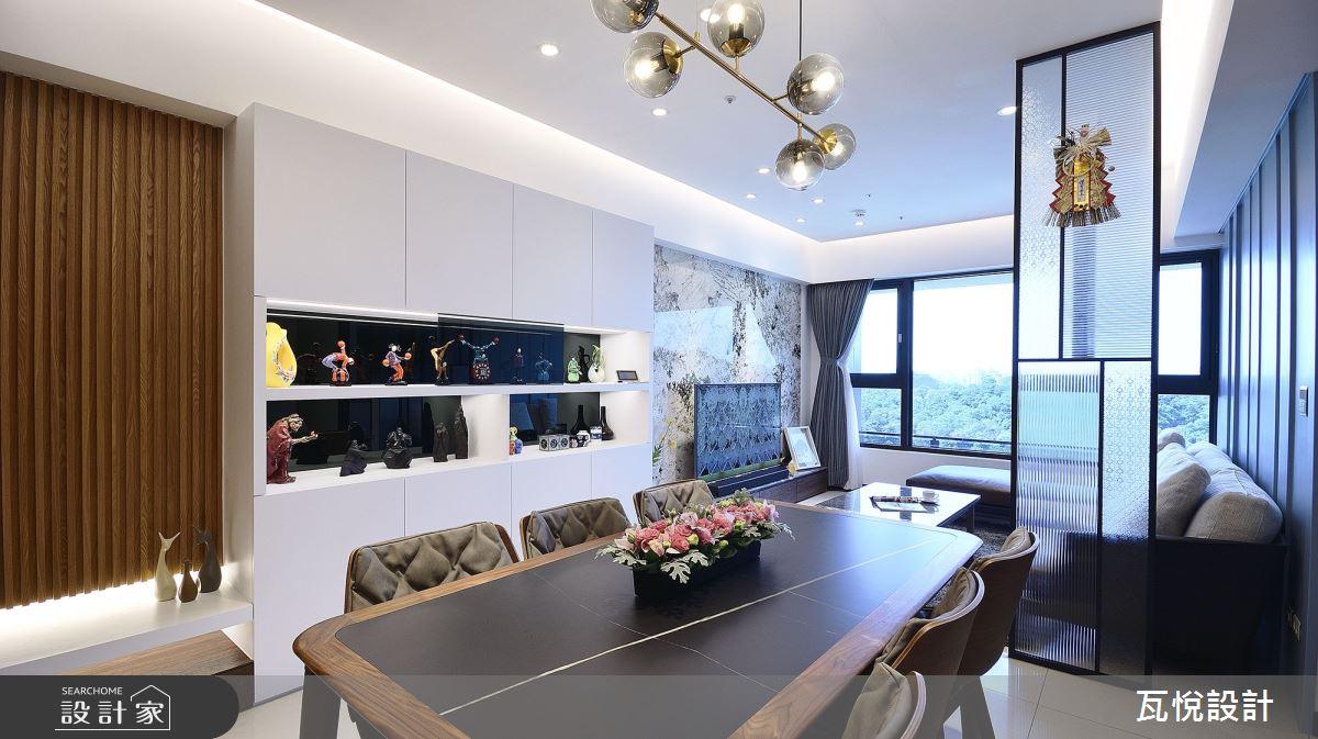 25坪新成屋(5年以下)_現代風案例圖片_瓦悅設計_瓦悅_50之5
