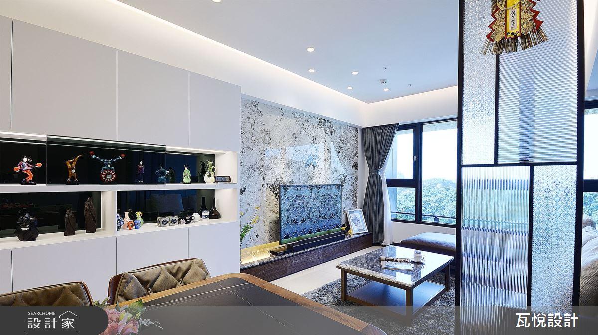 25坪新成屋(5年以下)_現代風案例圖片_瓦悅設計_瓦悅_50之6